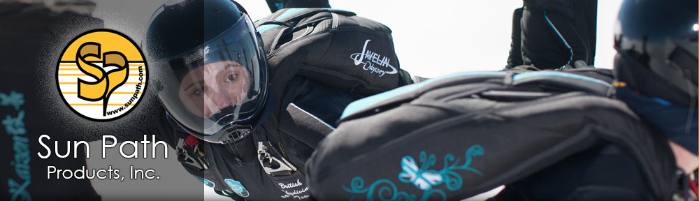 SunPath Products - Maker of the Javelin Odyssey Skydiving Rig