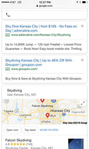 The Dirty Business of Skydiving - DropZone Marketing